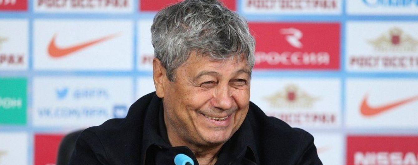 Луческу все еще хочет провести матч с Украиной в Днепре