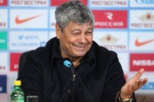 Луческу все ще хоче провести матч із Україною в Дніпрі