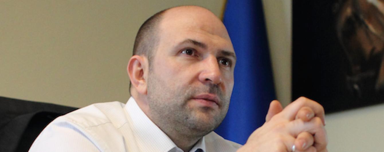 Заступник голови Київської ОДА Парцхаладзе подав у відставку