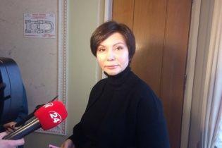 """Скандальна Бондаренко прийшла в Раду захищати пропагандистів """"ЛДНР"""""""