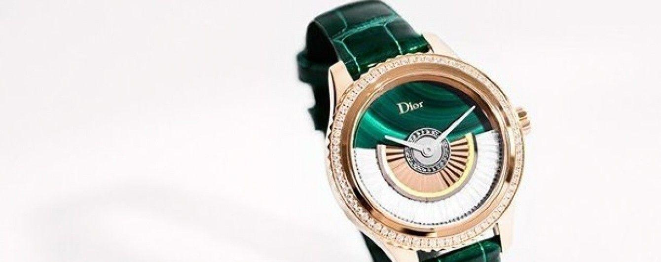 Изумруды, бриллианты и кожа ящерицы: ювелирная коллекция Dior