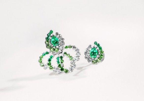 Ювелирная коллекция Archi Dior_6