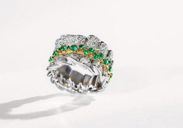 Ювелирная коллекция Archi Dior_1