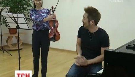 Відомий японський композитор зіграє на концерті з двома українськими вундеркіндами