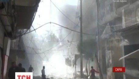 ООН не смогла доставить гуманитарную помощь гражданским в Алеппо из-за отсутствия гарантий безопасности