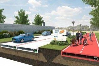 В 2017 году в Нидерландах появятся первые пластиковые дороги
