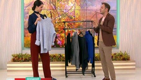 Топ-5 модных свитеров этой осенью