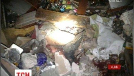 В спальном районе Львова прогремел мощный взрыв