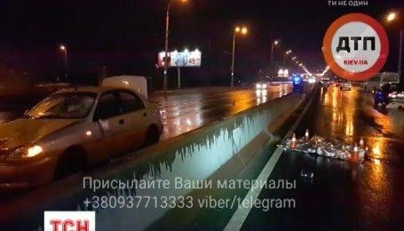 Смертельное ДТП в столице: мужчина с сыном перебегал дорогу в неустановленном месте