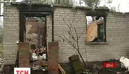 Жилые кварталы Красногоровки и Марьинки попали под обстрел террористов