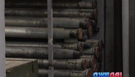 В подземном бункере частного имения нашли целый арсенал