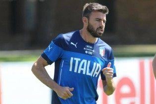 Сборная Италии потеряла двух важных футболистов