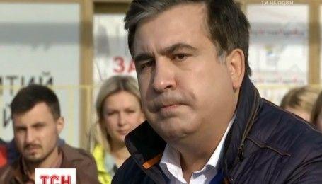 Конфликт между Порошенко и Саакашвили набирает обороты