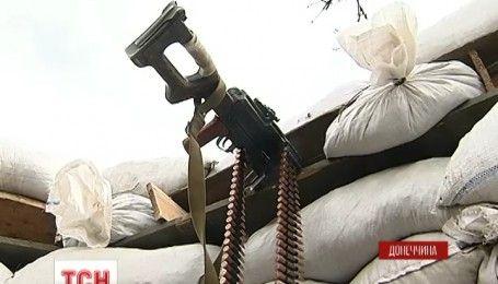 На Приазовье боевики активно используют тяжелые мины запрещенного калибра