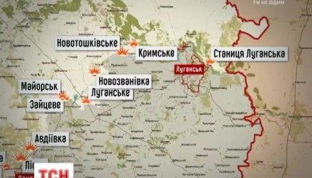 Четверо украинских бойцов в течение суток получили ранения на передовой