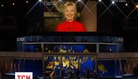 Украинский вопрос стал одним из пунктов обширной политической программы Клинтон и Трампа
