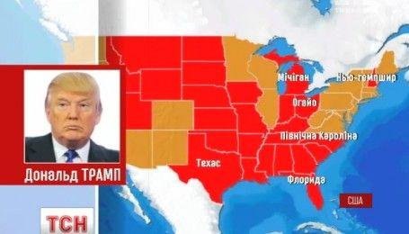 Клінтон чи Трамп: хто стане 46-м президентом США