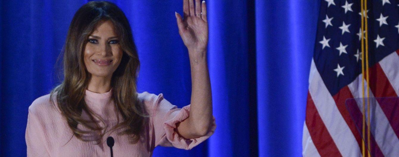12 фактов о будущей первой леди США – Мелании Трамп