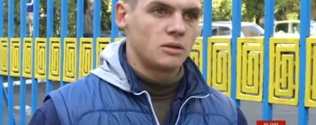 У Львові курсанти жорстоко побили хлопця: три дні йому не допомагали і тримали замкненим у казармі