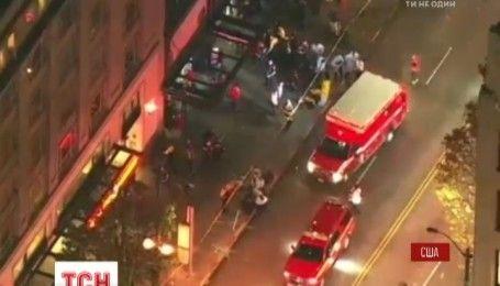 У Сіетлі відкрили стрілянину неподалік від мітингу проти обрання Трампа президентом, є поранені
