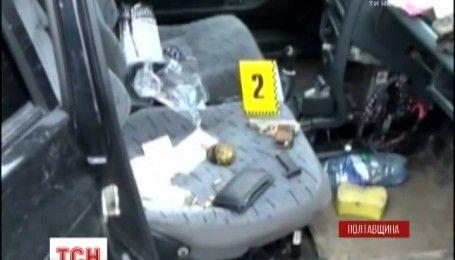 Поліція арештувала озброєних зловмисників, які пограбували іноземних студентів у Полтаві