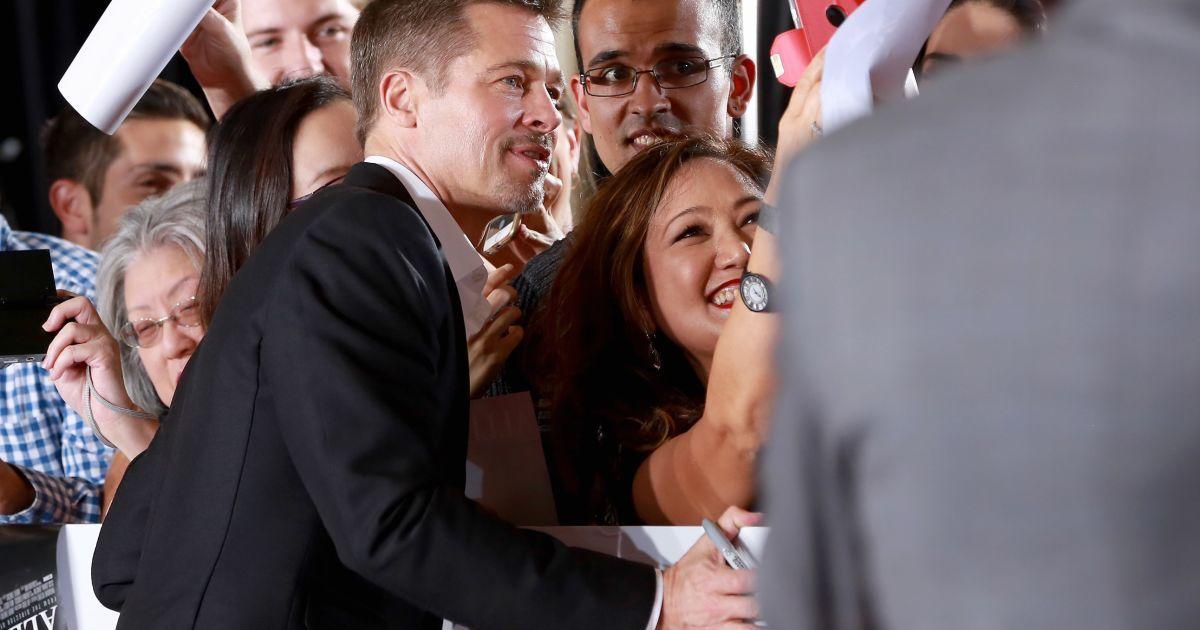 """Пітт та Котійяр на прем'єрі """"Союзників"""" @ Getty Images"""