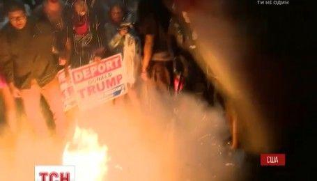 Волна демонстраций: хронология американского протеста