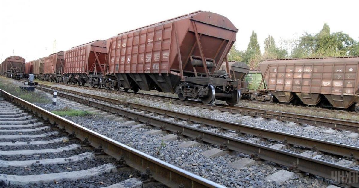 Украина запретила ввозить железнодорожные вагоны, которые ранее принадлежали компаниям РФ