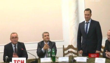 У Одесі представили нового очільника обласної поліції