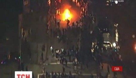 Американцы устроили массовые протесты против новоизбранного президента