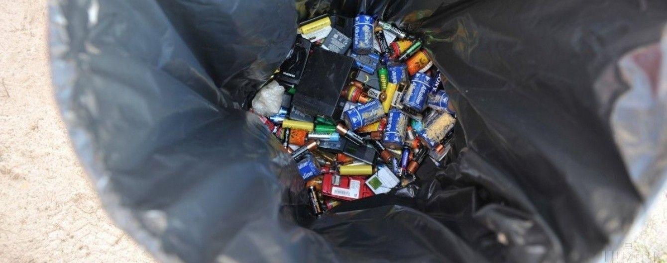 В цену батареек хотят заложить сбор на их утилизацию