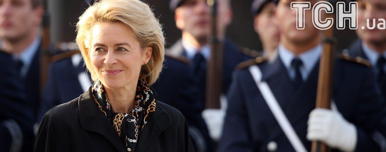 Лидеры ЕС определились с кандидатурой нового президента Еврокомиссии