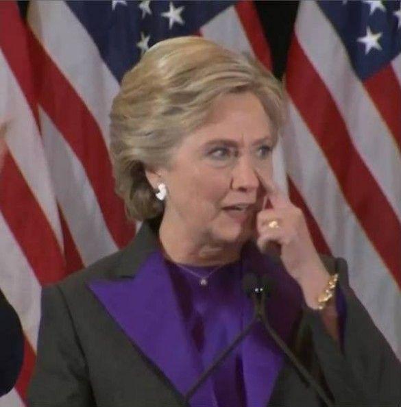 Клінтон, скріншот