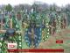 У Дніпрі поховали 12 невідомих українських бійців, що загинули на Сході