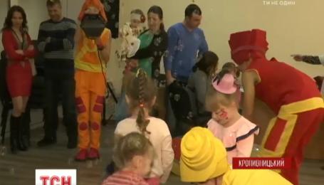 Врятовані життя: у Кропивницькому дітки прийшли у перинатальний центр, аби подякувати своїм рятівникам