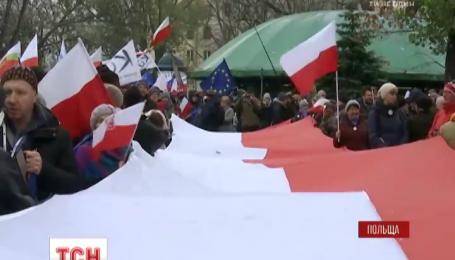 Польша отмечает День Независимости