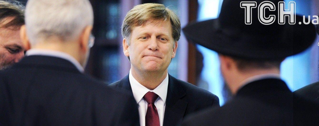 Генпрокуратура Росії хоче допитати екс-посла США