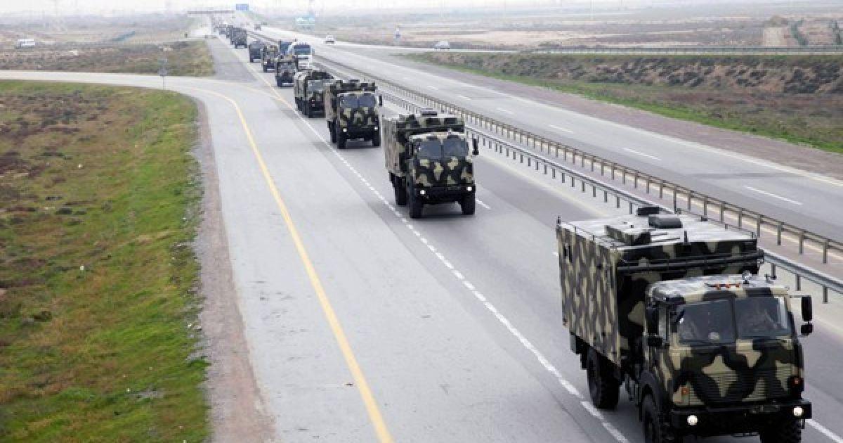 У військовій частині Азербайджану боєць впустив танковий снаряд, є загиблі