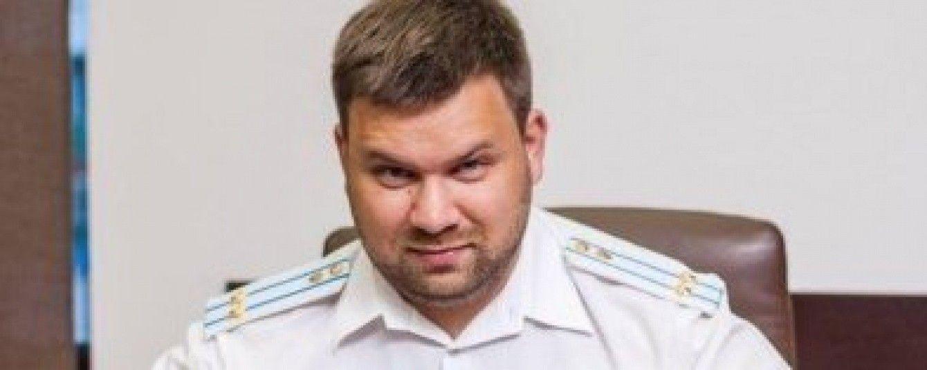 У Запоріжжі знайшли вкрадений в прокурора BMW X5