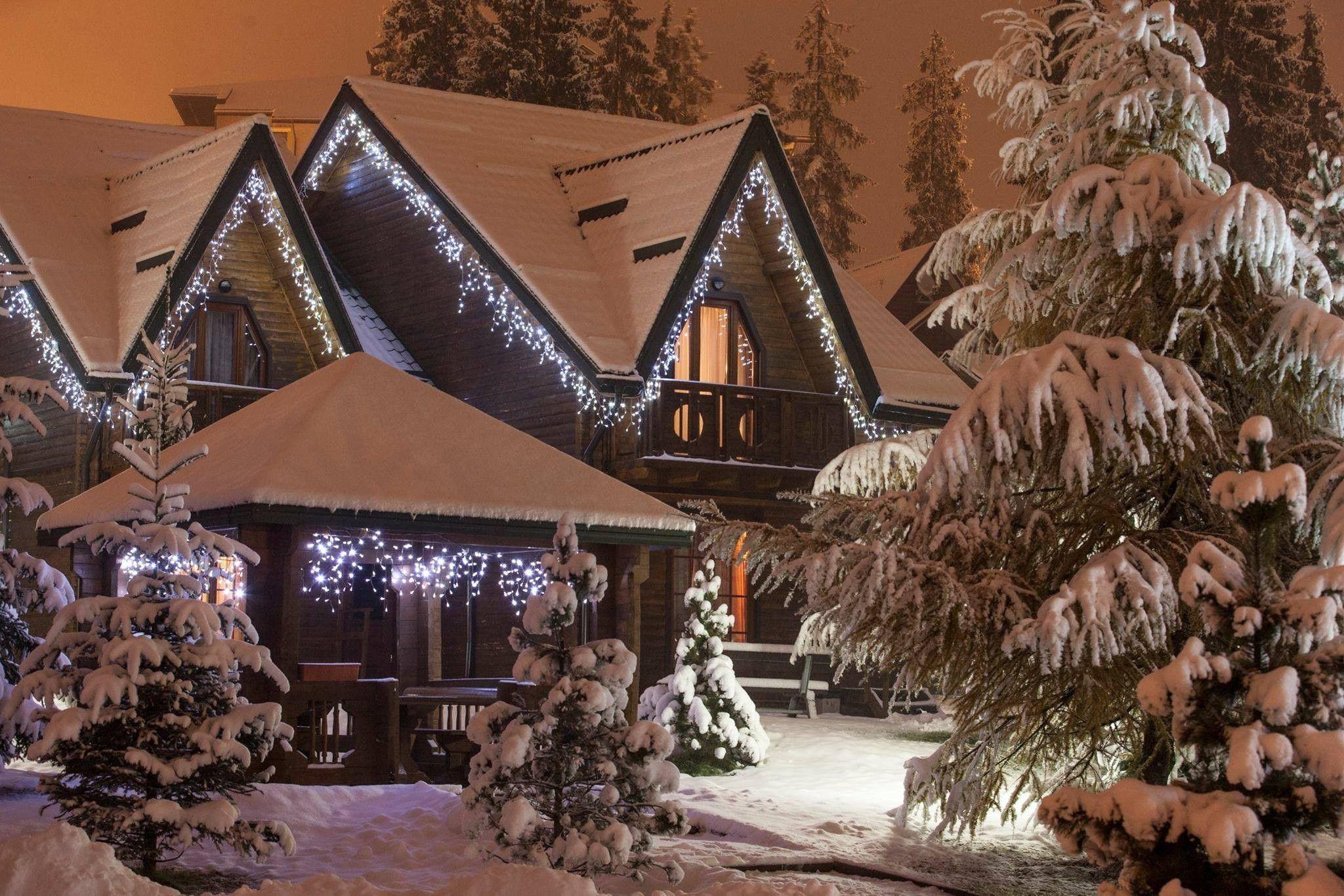 сніг, зима, Буковель, Карпати_6
