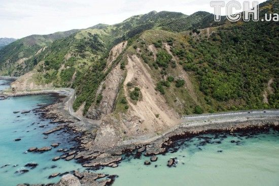 Острови Нової Зеландії зближуються після серії землетрусів - геологи