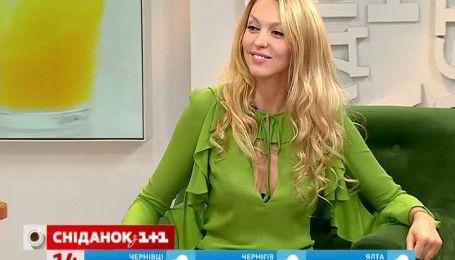 Ольга Полякова впервые выступит с сольным концертом