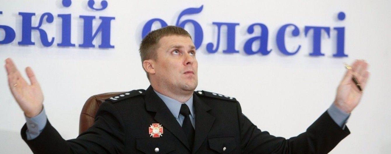 Аваков призначив тимчасового наступника Деканоідзе