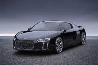 Audi выпустила эксклюзивное купе R8