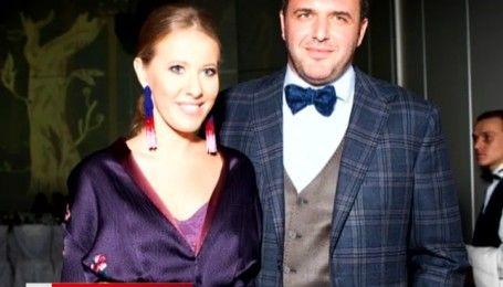 Ксения Собчак весело провела выходные с мужем и дочерью