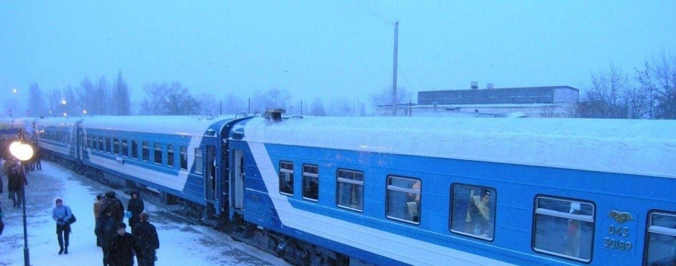 На Кировоградщине произошла авария на железной дороге - ряд пассажирских поездов задерживаются