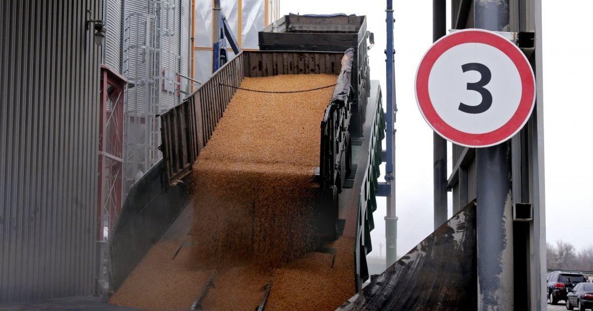 Росія може посунути Україну з другого місця в світі за обсягами експорту зерна