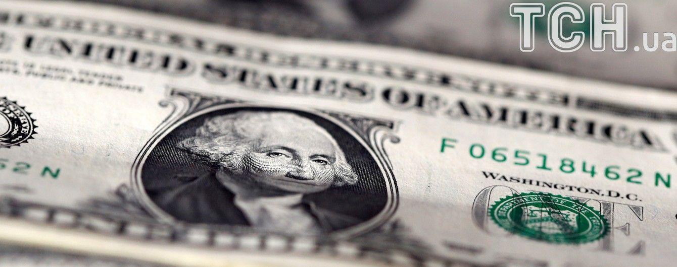Доллар и евро подешевеют в курсах валют от НБУ на 8 июня