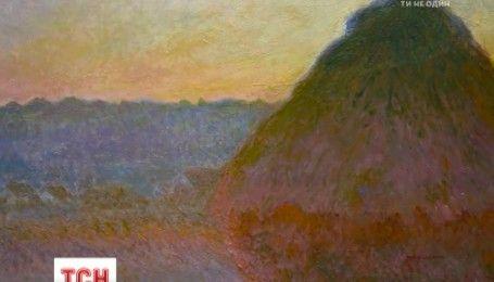 Художественный рекорд: картину Моне продали за 81,5 миллиона долларов