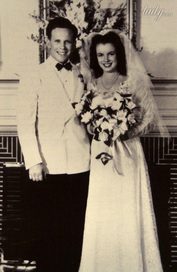 Картинки по запросу Мэрилин Монро и первый муж